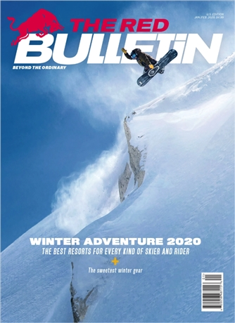 Every issue of The Red Bulletin features breathtaking sports, culture, music, nightlife, entrepreneurship and lifestyle stories. The focus is on exceptional personalities who accomplish extraordinary achievements, move beyond the norm, test their limits, and passionately seek adventures, while breaking new ground.