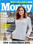 Money magazine is written for today's individual investor and delivers in-depth coverage of stocks, mutual funds, the markets, the economy and the best things money can buy, from travel to technology.