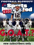 Sports Illustrated Kids covers sports the way kids like it. Enjoy interviews with sports heroes, hilarious comics, awesome action photos, and much more.