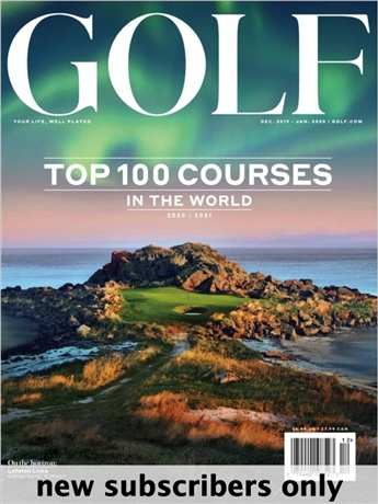 Only Golf Magazine helps you play better, shoot lower scores and enjoy everything about golfing even more! Every issue is packed with the best how-to instruction you can find. Plus, you get access to the world's best players -- which helps golfers of all levels learn from their expertise and experience. Golf Magazine also keeps you in the know with tournament coverage, equipment reviews, features about enjoying the golfing lifestyle and much more. Drive deeper. Putt precisely. Shave strokes. Golf Magazine is your ace in the hole!