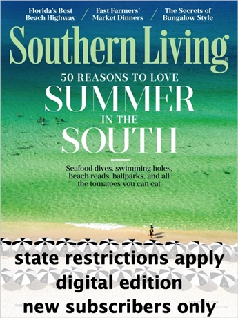 Southern Living celebrates the essence of life in the South, covering the best in Southern food, home, travel, and style. Explore home design trends, discover the recipes behind your favorite comfort foods, and experience the relaxed atmosphere and charming mannerisms of the South.