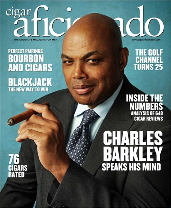 Cigar Aficionado celebrates cigars and the good life. It shows you how to work, dine, travel and live surrounded by the very best of everything.